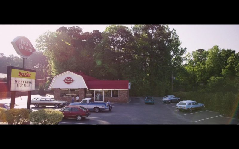 Dairy Queen Restaurant – Guardians of the Galaxy Vol. 2 (1)