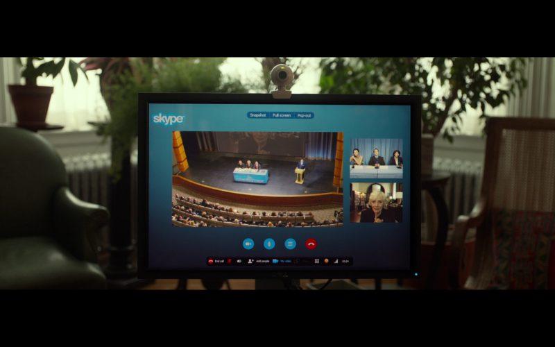 Dell Monitor And Skype – Split (1)