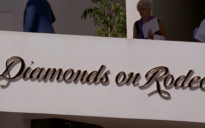 Diamonds on Rodeo Store Sign – Pretty Woman (1990)