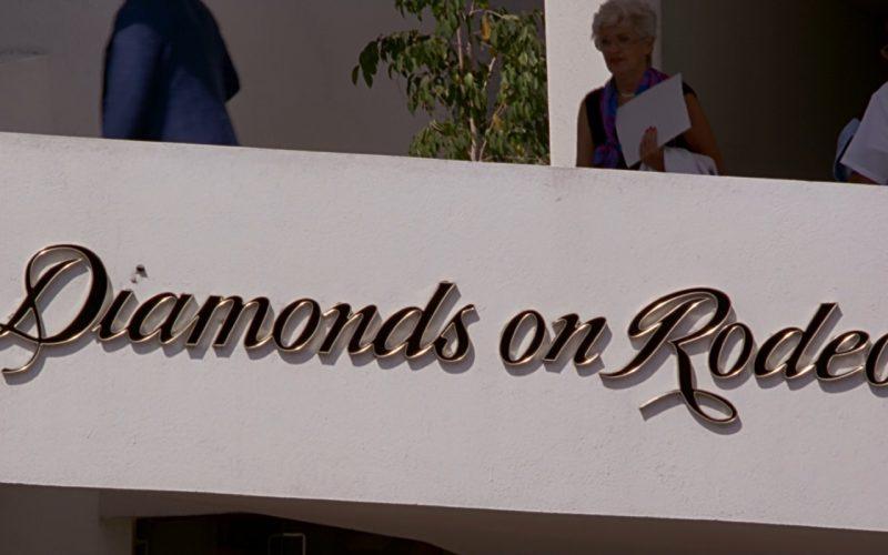 Diamonds on Rodeo Store Sign – Pretty Woman (1990)