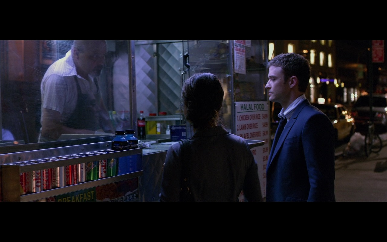 Diet Coke, Coca-Cola and Sprite Cans - Friends with Benefits (2011) Movie Product Placement