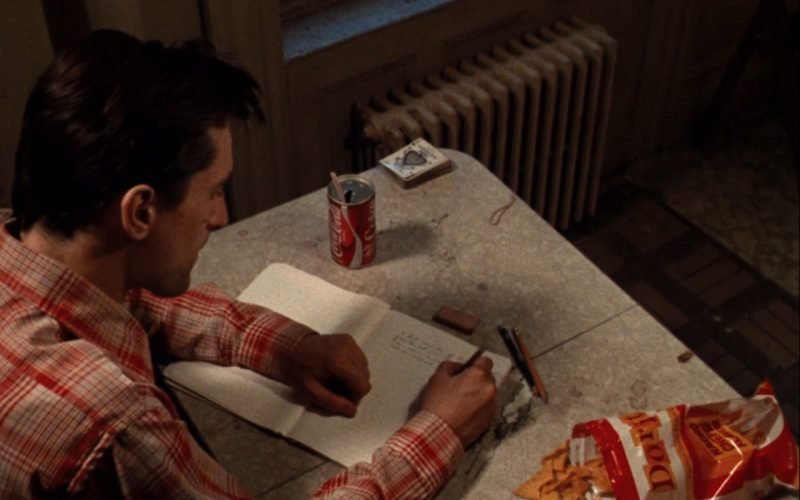 Doritos And Coca-Cola – Taxi Driver (1976)