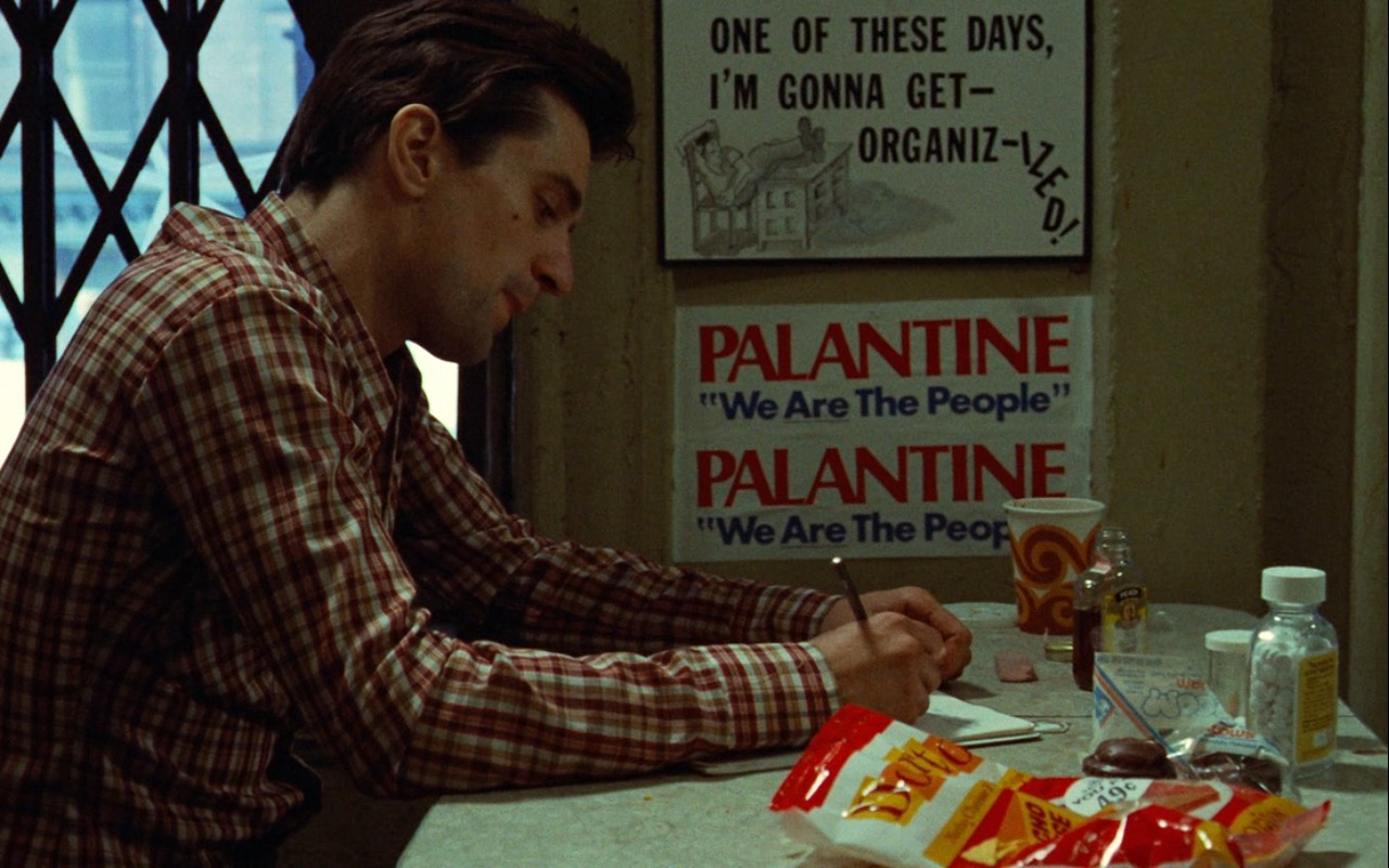 Doritos Flavored Tortilla Chips – Taxi Driver (1976) Movie Product Placement