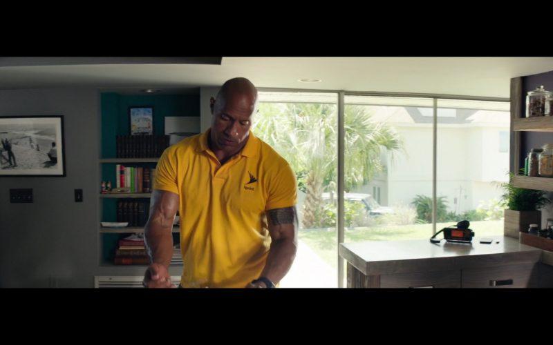 Dwayne Johnson and Sprint – Baywatch (1)