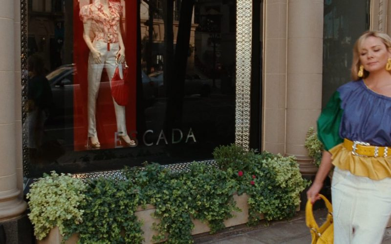 ESCADA Store – Sex and the City (1)