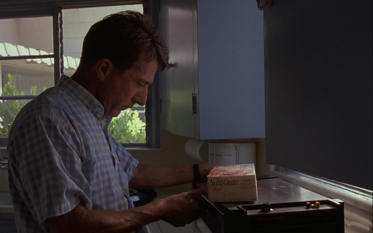 Eggo Nutri-Grain Waffles – Rain Man (1988) Movie Product Placement