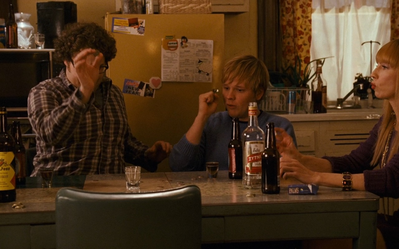 Extra Zytnia Vodka – Zack and Miri Make a Porno (2008) Movie Product Placement
