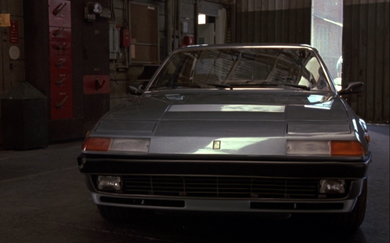 Ferrari 400i Car – Rain Man (1988) Movie Product Placement
