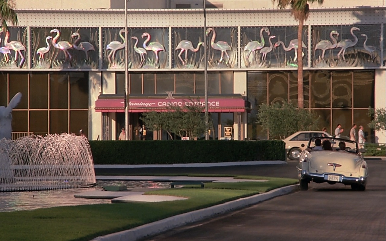 Flamingo Las Vegas Hotel and Casino – Rain Man (1988) Movie Product Placement
