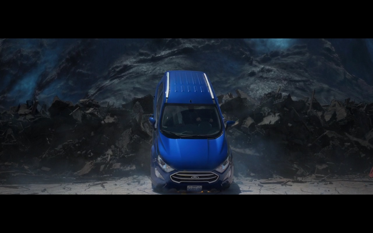 Ford EcoSport - Guardians of the Galaxy Vol. 2 (2017) Movie Product Placement