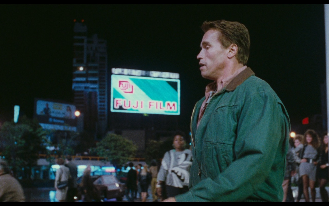 Fujifilm – Total Recall (1990) Movie Product Placement