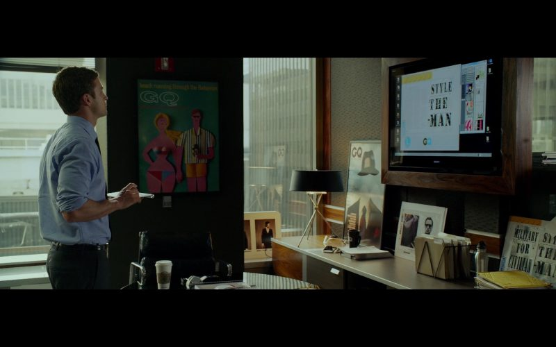 GQ, Starbucks Coffee and Sony TV – Friends with Benefits 2011 (1)