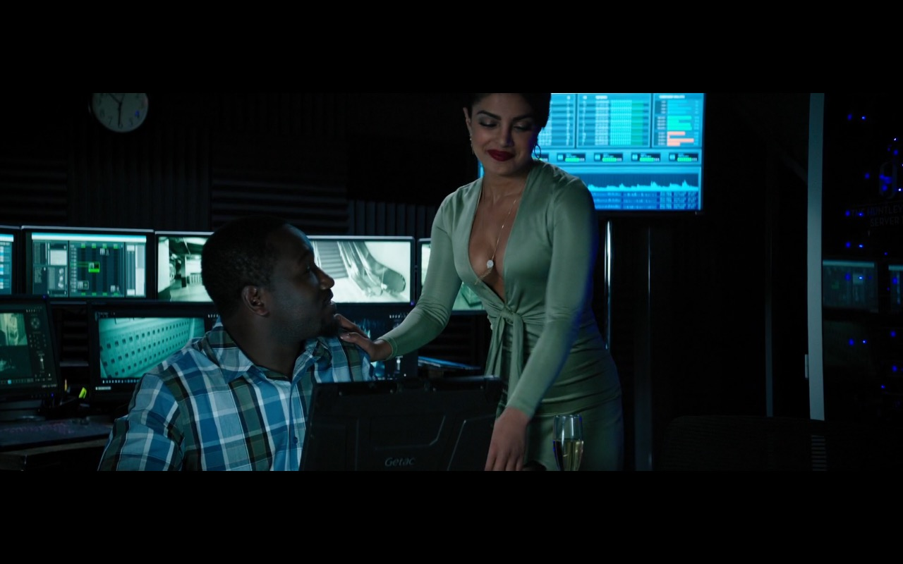 Getac Laptop - Baywatch (2017) Movie Product Placement