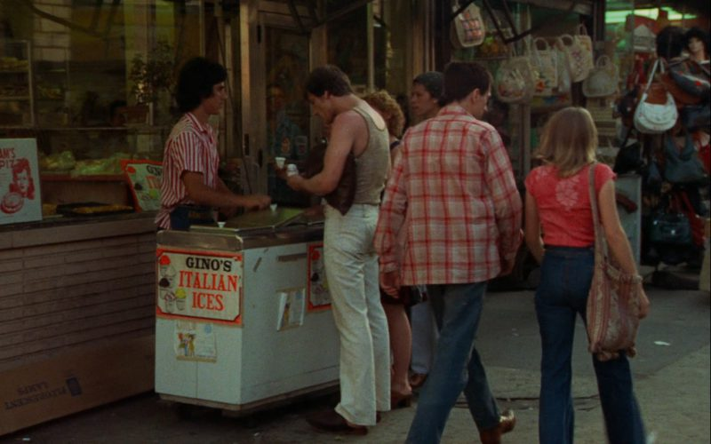 Gino's Italian Ices – Taxi Driver (1976)