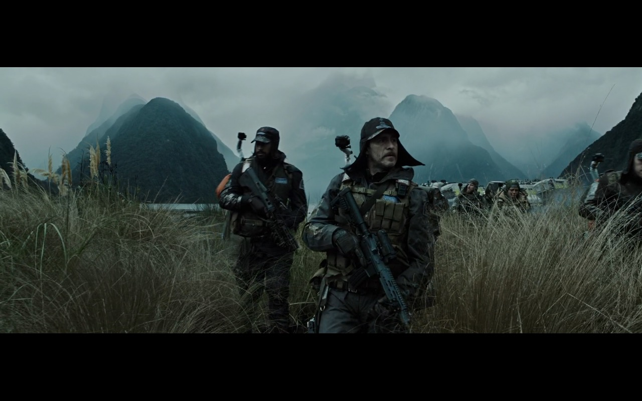 GoPro Action Cameras - Alien: Covenant (2017) Movie Product Placement