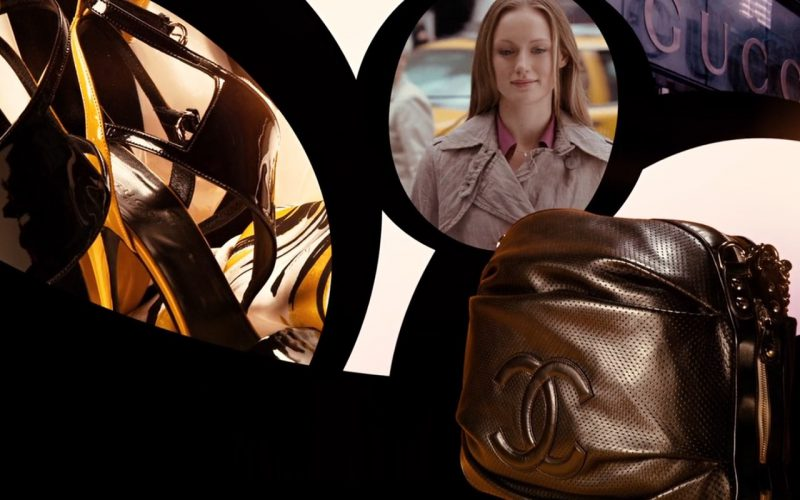 Gucci Sandals And Chanel Bag – Sex and the City (2008)