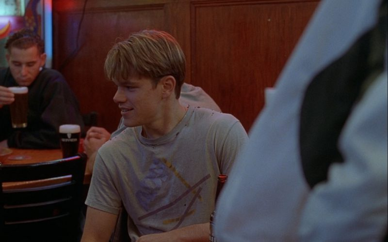 Guinness Beer – Good Will Hunting (1997)