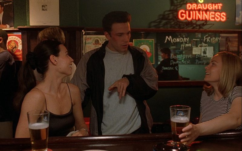 Guinness Draught Neon Signs – Good Will Hunting (1)