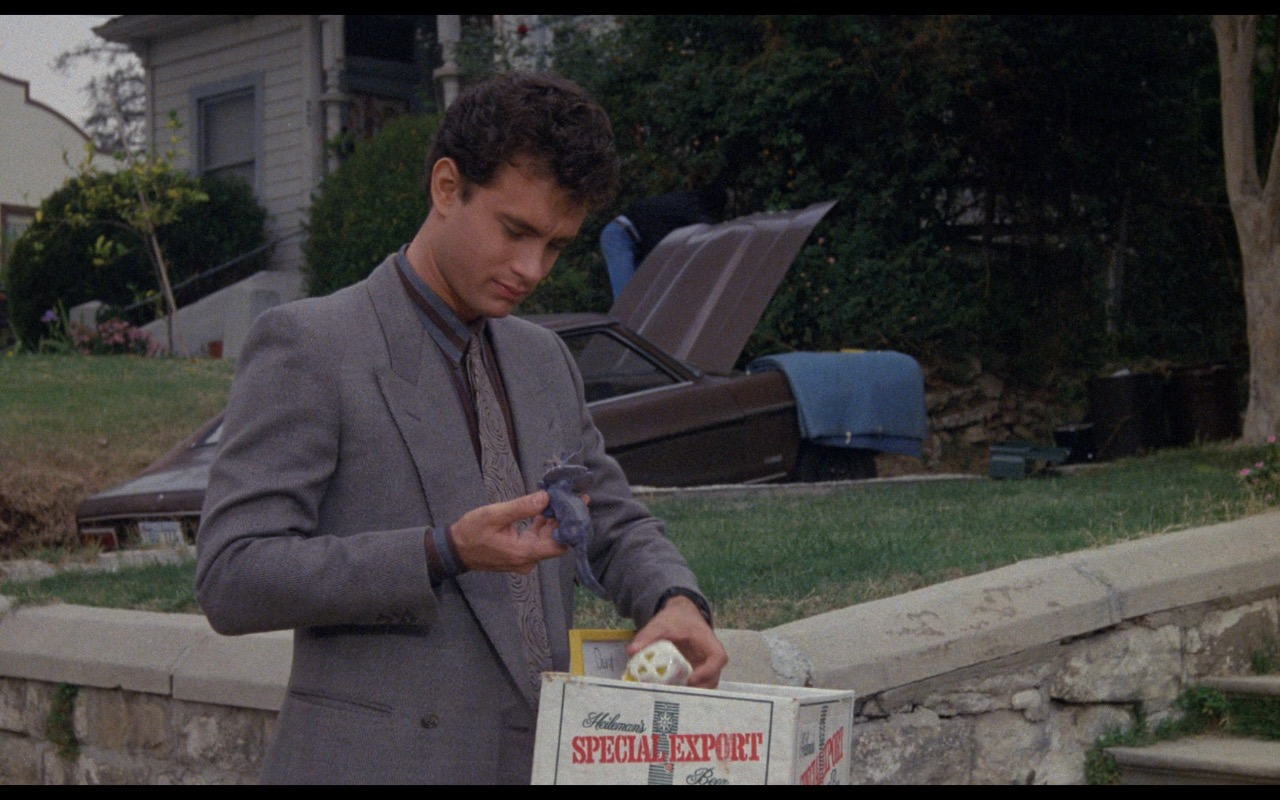 Heileman's Special Export Beer – Nothing in Common (1986) Movie Product Placement