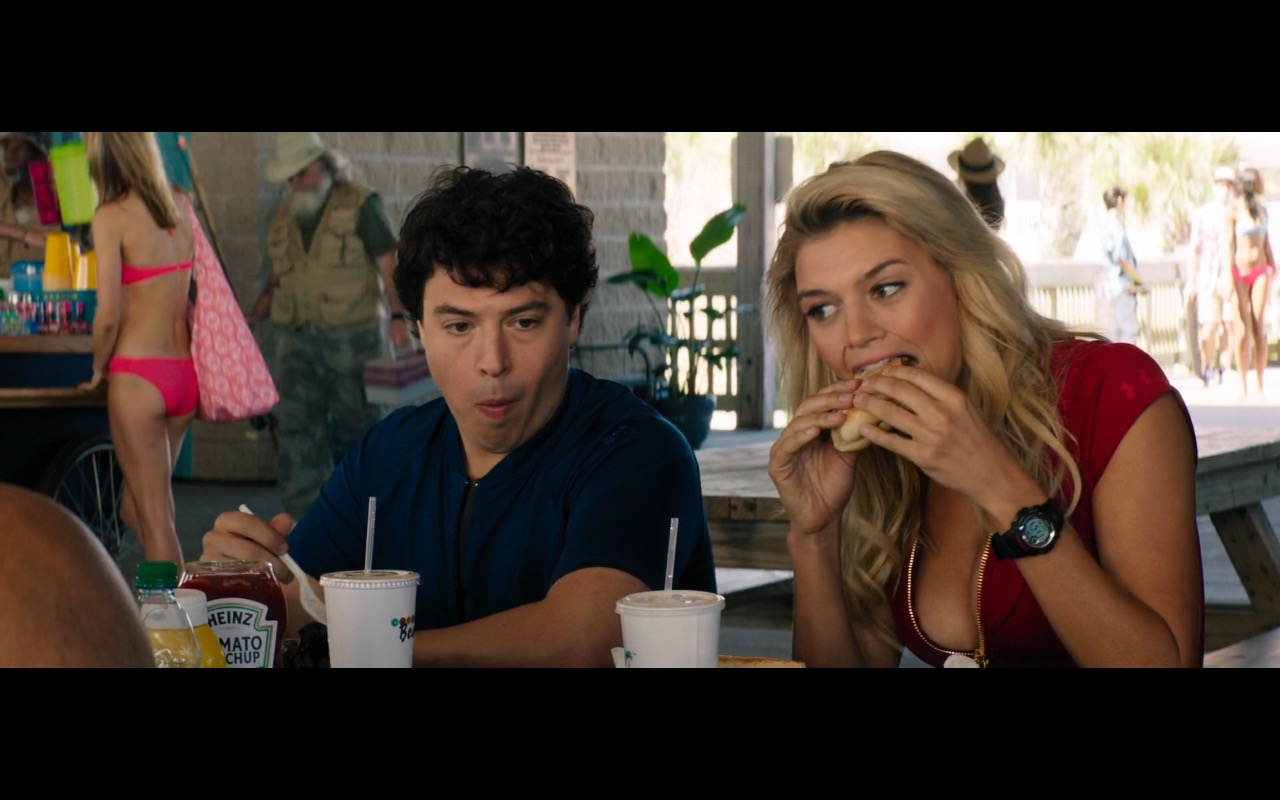 Heinz Ketchup - Baywatch (2017) Movie Product Placement