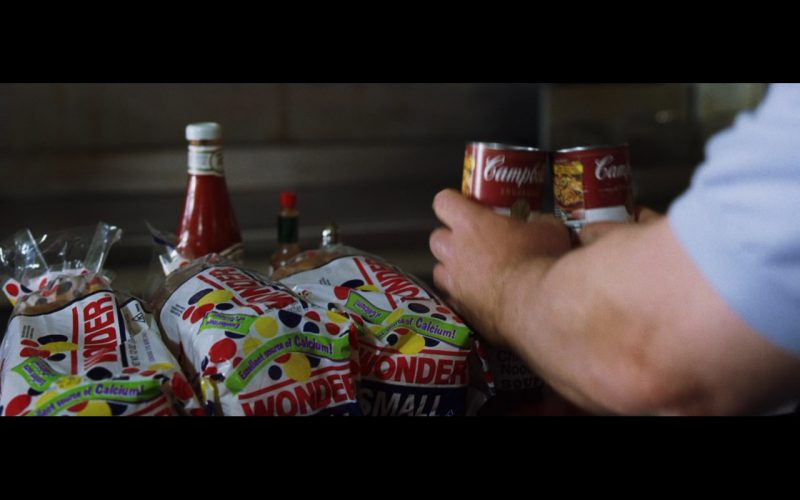 Heinz Ketchup, Wonder Bread and Campbell's – The Departed (2006)