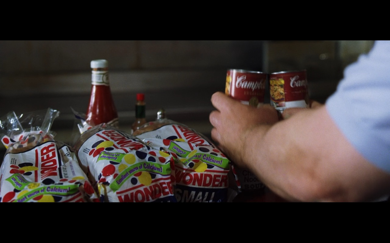 Heinz Ketchup, Wonder Bread and Campbell's – The Departed (2006) Movie Product Placement
