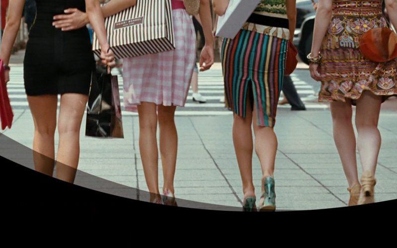 Henri Bendel Paper Bag – Sex and the City (2008)