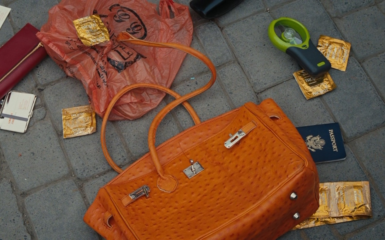Hermès Birkin Bag - Sex and the City 2 (2010) Movie Product Placement