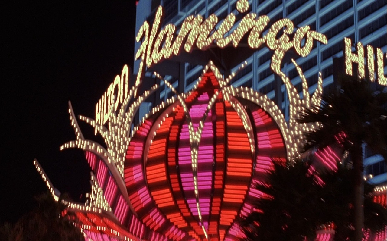Hilton Grand Vacations at the Flamingo – Rain Man (1988) Movie Product Placement