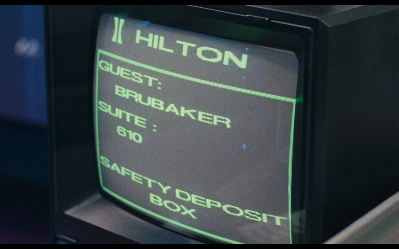 Hilton Hotel – Total Recall (1990) Movie Product Placement