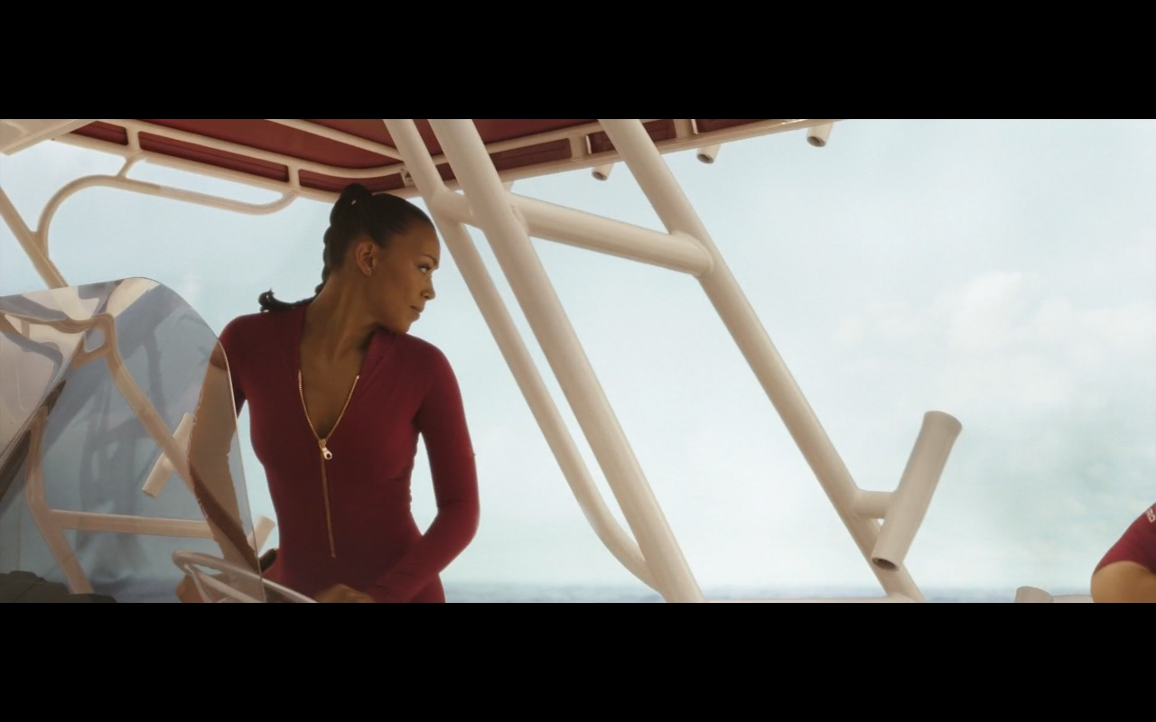 Ilfenesh Hadera and Under Armour – Baywatch (2017) Movie Product Placement