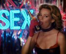 Iron City Beer Drunk by Elizabeth Banks in  Zack and Miri Ma...