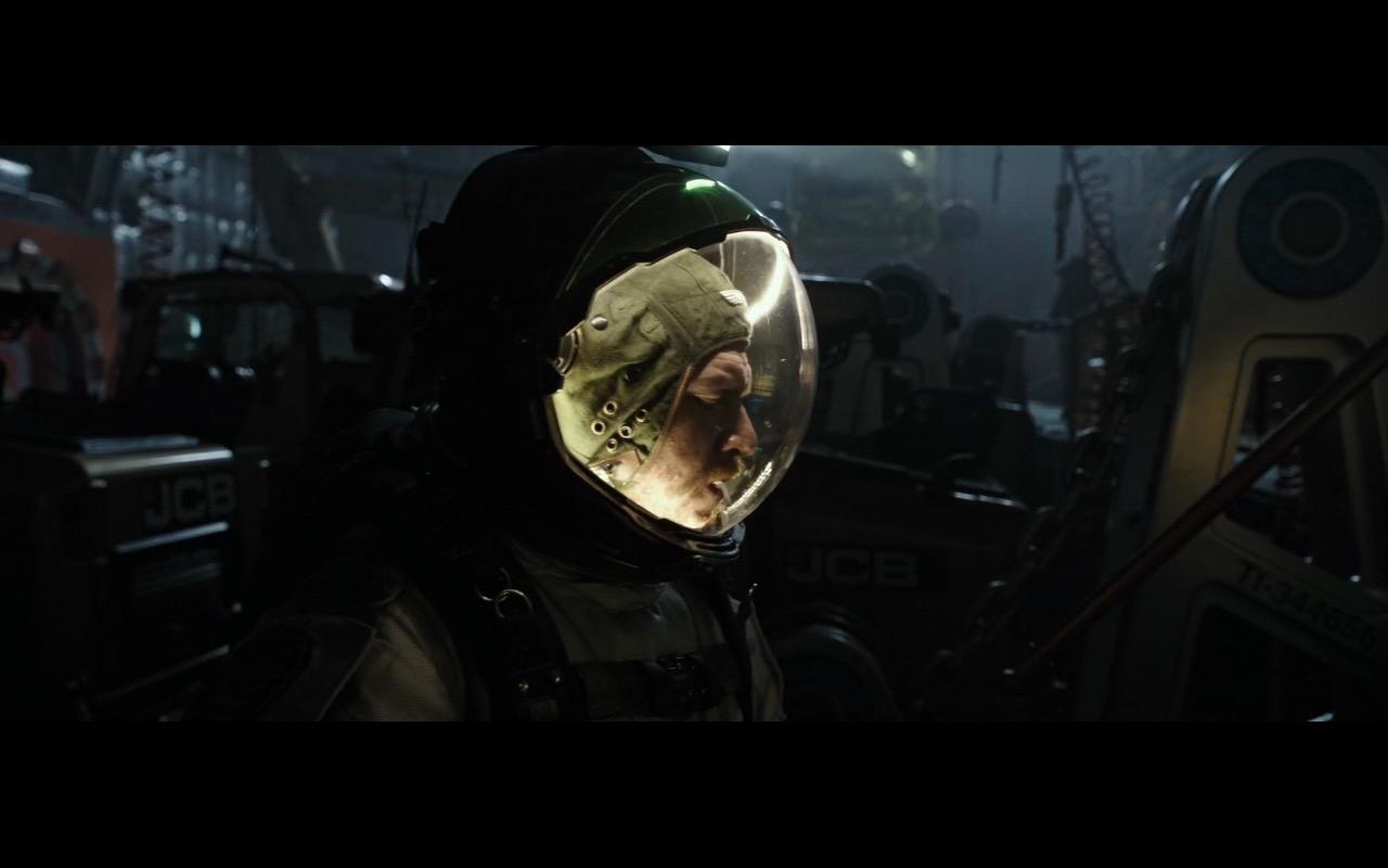 Used Maserati Ghibli >> JCB Machines - Alien: Covenant (2017) Movie