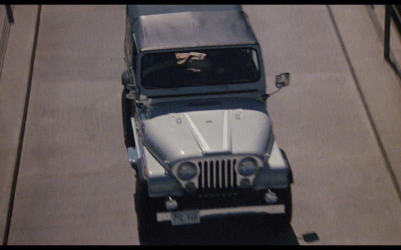 Jeep CJ-7 Laredo Car – Nothing in Common (1)