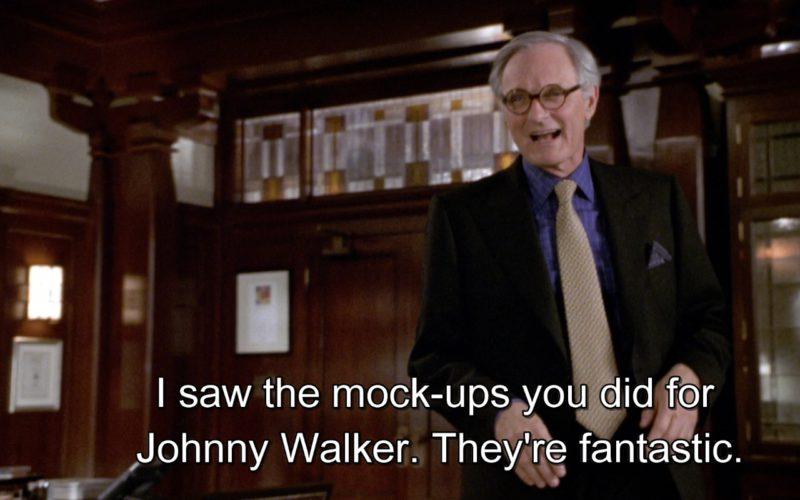 Johnnie Walker – What Women Want (2000)