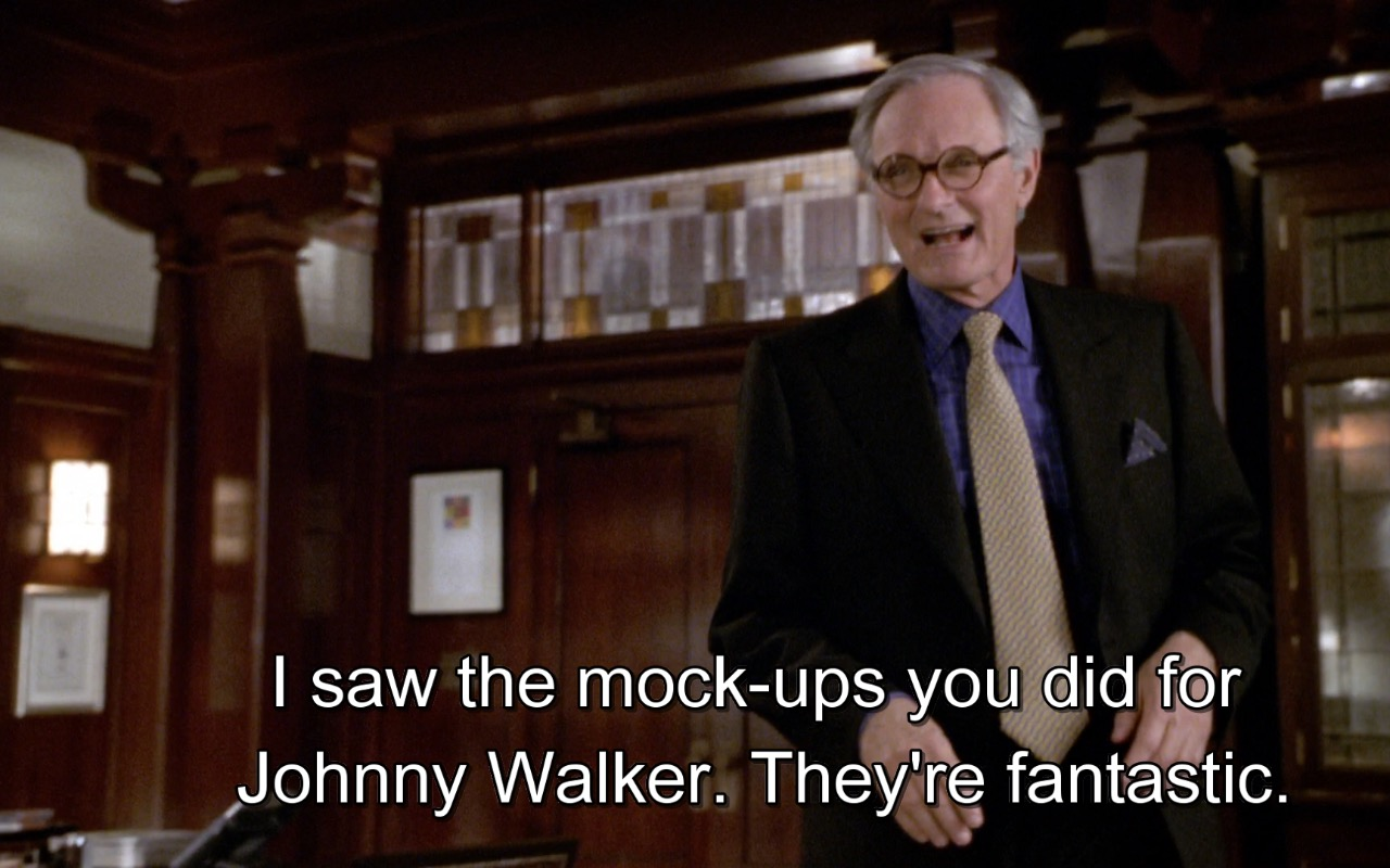 Johnnie Walker – What Women Want (2000) Movie Product Placement