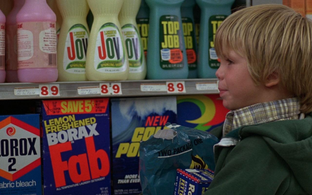 Joy (dishwashing liquid)  – Kramer vs. Kramer (1979) Movie Product Placement