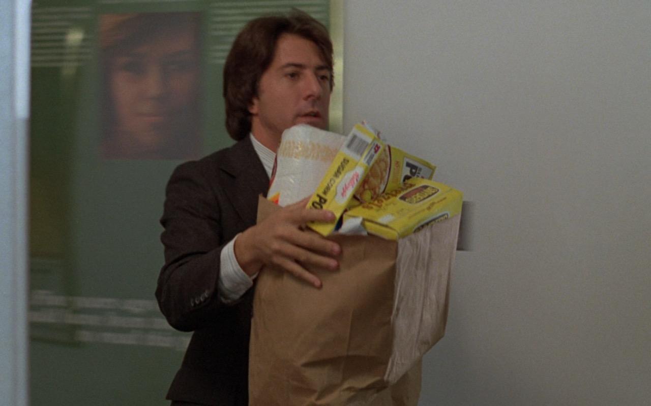Kellogg's Corn Pops – Kramer vs. Kramer (1979) Movie Product Placement