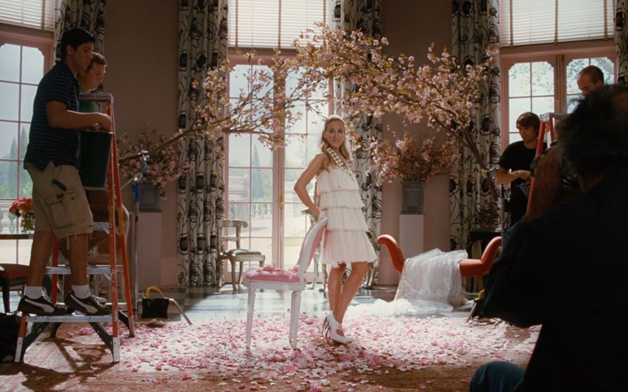 Lanvin Wedding Dress – Sex and the City (2008) Movie Product Placement