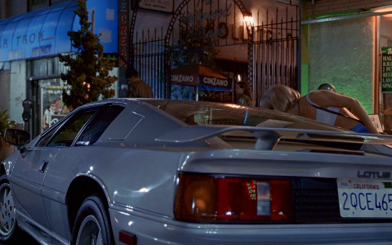 Lotus Esprit and Cinzano – Pretty Woman (1)