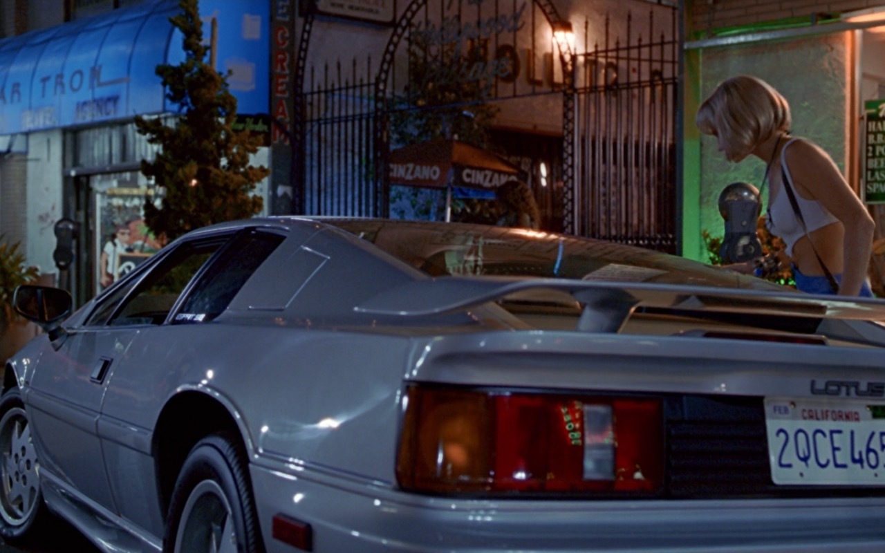 Lotus Esprit and Cinzano – Pretty Woman (1990) - Movie Product Placement