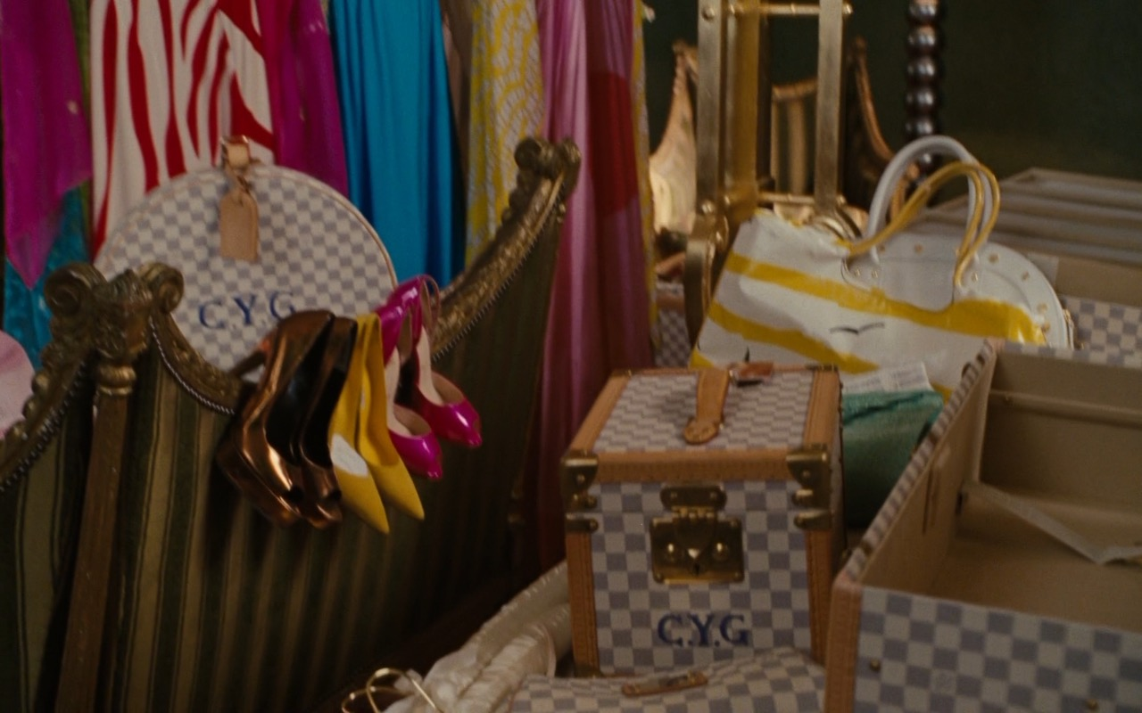 Louis Vuitton Bags – Sex and the City 2 (2010) Movie Product Placement