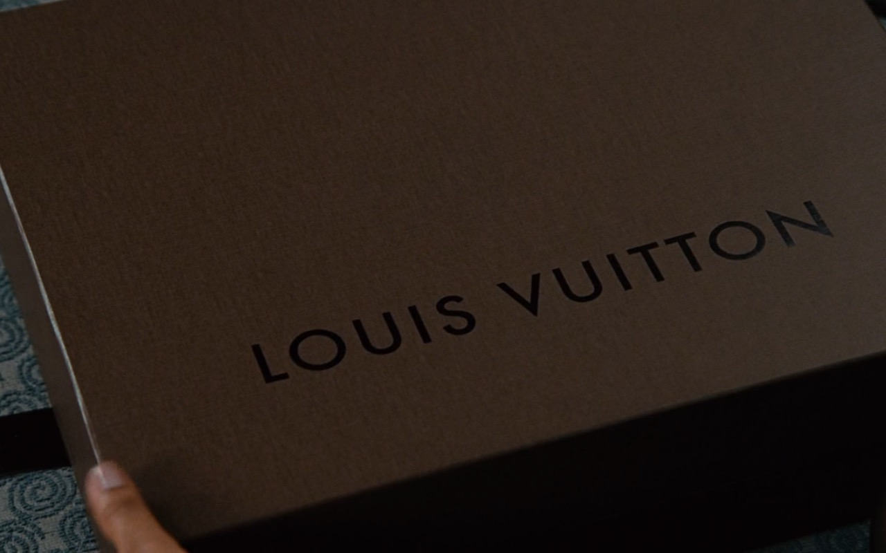 Louis Vuitton Box and Bag – Sex and the City (2008) Movie Product Placement