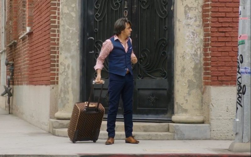 Louis Vuitton Suitcase – How to Be a Latin Lover (1)