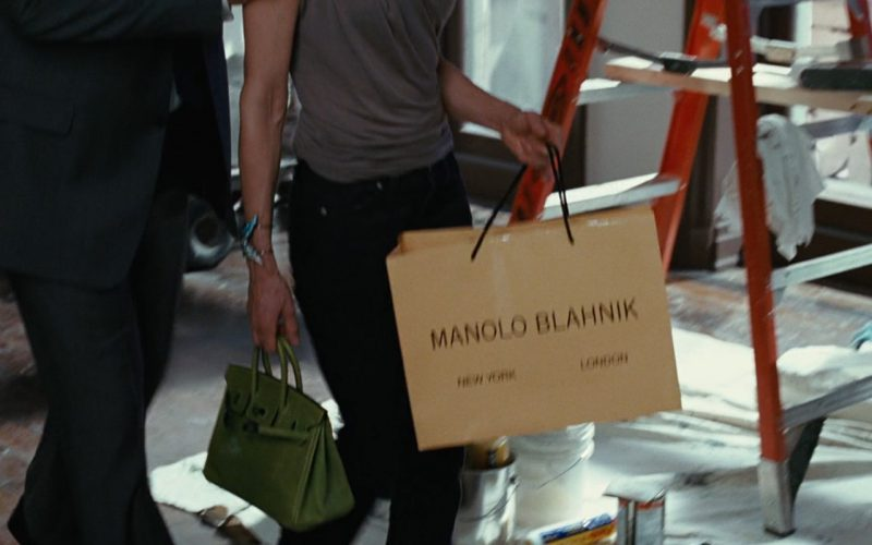 Manolo Blahnik Paper Bag – Sex and the City (2)