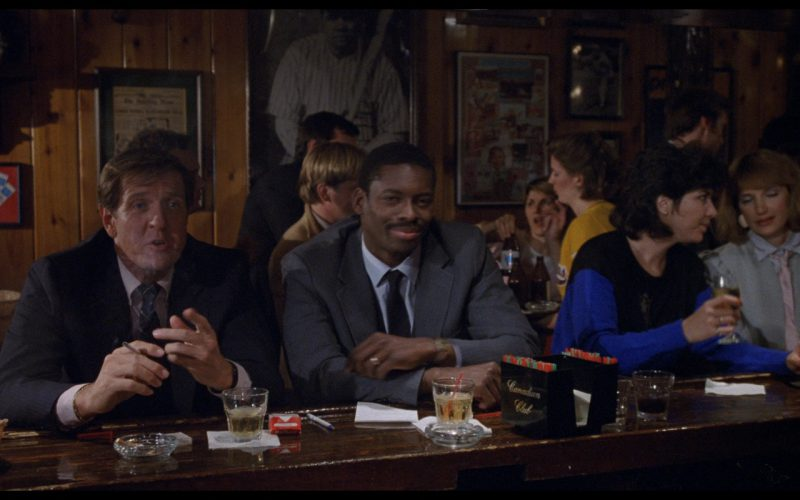 Marlboro and Canadian Club – Nothing in Common (1986)