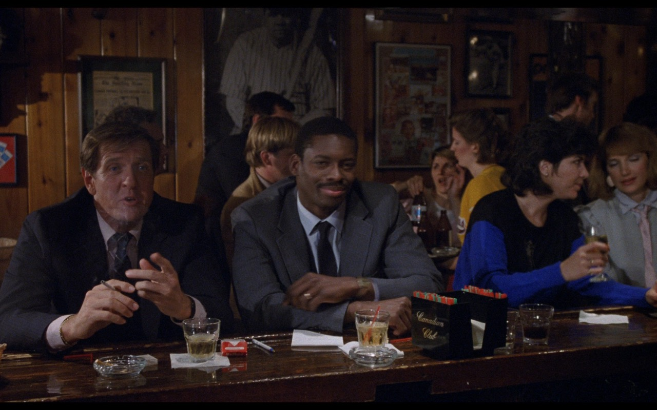 Marlboro and Canadian Club – Nothing in Common (1986) Movie Product Placement
