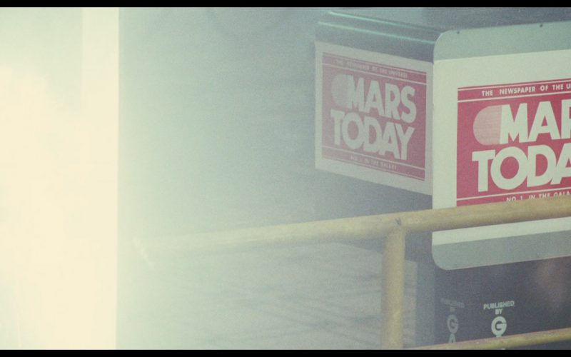 Mars Today (USA Today) – Total Recall (1990)