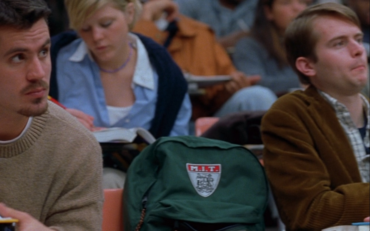 Massachusetts Institute of Technology (MIT) – Good Will Hunting (1997) Movie Product Placement