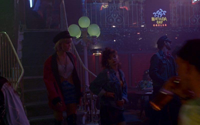 Matilda Bay Wine Cooler Neon Sign – Pretty Woman (1990)